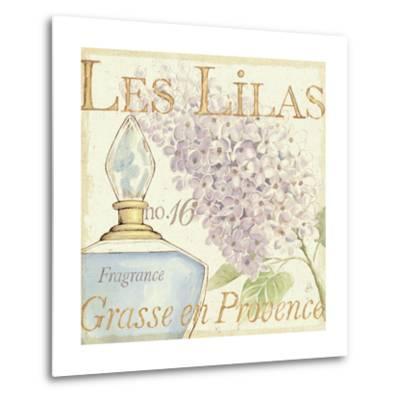 Fleurs and Parfum IV-Daphne Brissonnet-Metal Print