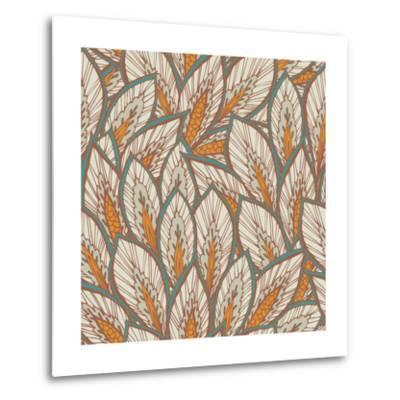 Eastern Pattern.-veraholera-Metal Print