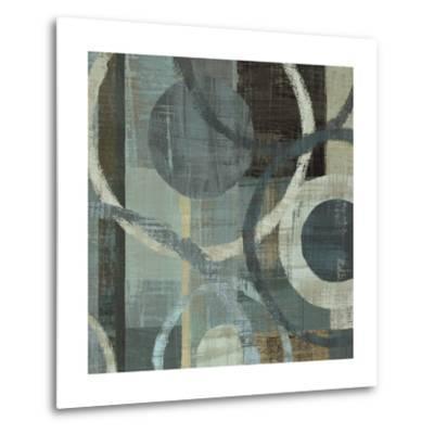 Metalic Tranquility II--Metal Print