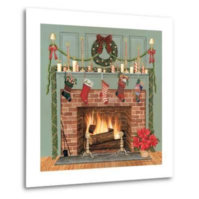Home for the Holidays I-David Carter Brown-Metal Print