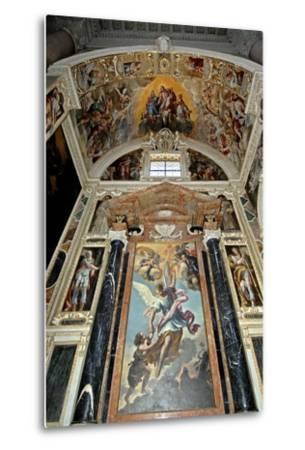 Frescoes (1629) by Tanzio Da Varallo (Born 1575-1580--Metal Print