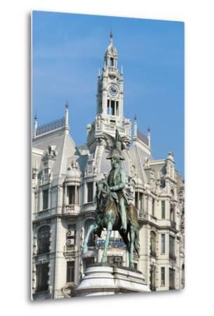 Liberdade Square (Liberty or Freedom Square)--Metal Print