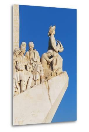 Monument to Discoveries (Monument to the Discoveries)--Metal Print