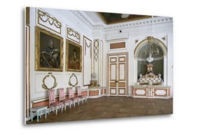 Room in the Seremetev Palace--Metal Print
