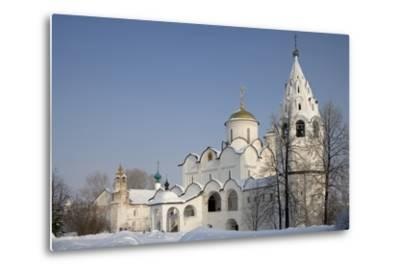 The Cathedral (1510-1518) and the Convent of the Intercession--Metal Print