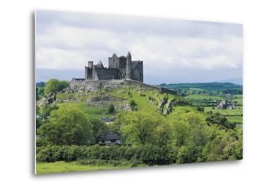 The Rock of Cashel--Metal Print