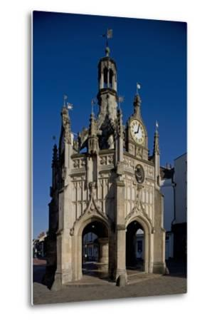 Chichester Cross (Market Cross) (1501) Standing at Crossroads of Four Main Streets of City--Metal Print