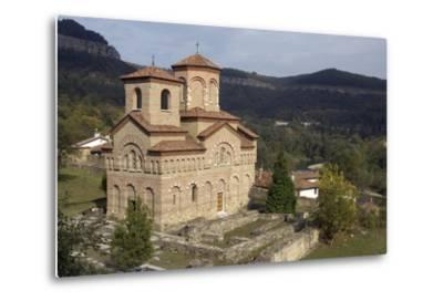 Church of St Demetrius of Thessaloniki (Sveti Dimitar Solunski), 1186, Veliko Tarnovo, Bulgaria--Metal Print