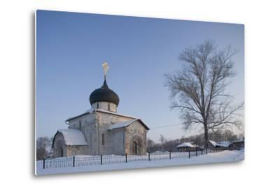 St George's Cathedral, Founded in 13th Century, Yuriev-Polskiy, Golden Ring, Russia--Metal Print
