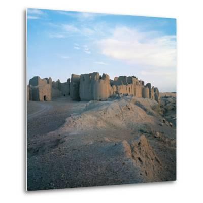 Fortress of Bost (Qala-E-Bost), 11th Century, Lashkar Gah, Helmand, Afghanistan--Metal Print