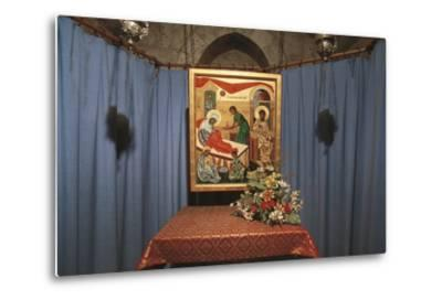 Crypt of St Anne's Church, Jerusalem, Israel (Donated by France in 1965)--Metal Print