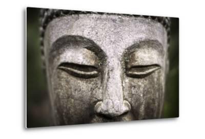 The Medicine Buddha--Metal Print