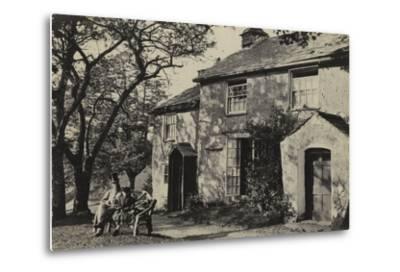 Elleray Cottage, Windermere, UK, Late 19th Century--Metal Print