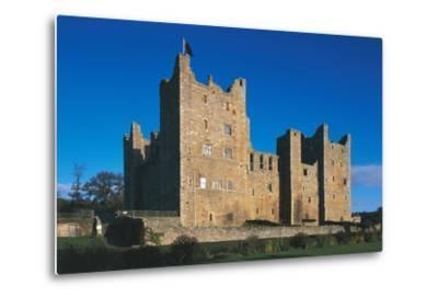Bolton Castle, 14th Century, England, United Kingdom--Metal Print