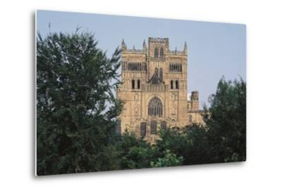 Durham Cathedral, Founded in 1093, United Kingdom--Metal Print