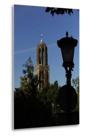 Tower of the Cathedral of Saint Martin, 14th Century, Utrecht--Metal Print