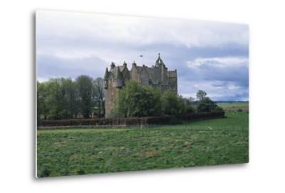 Castle Stuart, Near Inverness, Scotland, UK--Metal Print
