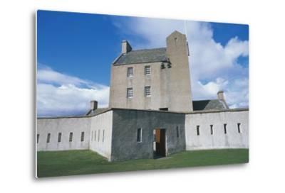 Corgaff Castle, 16th Century, Scotland, UK--Metal Print