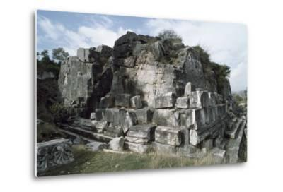 Belevi Mausoleum, 3rd Century Bc, Turkey--Metal Print