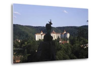 Imperial Hotel, Karlovy Vary (Karlsbad), Czech Republic--Metal Print