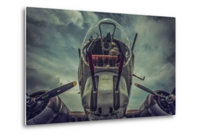Usaf Bomber-Stephen Arens-Metal Print