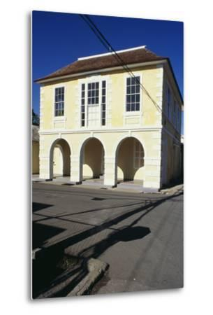 Falmouth Post Office, Jamaica--Metal Print
