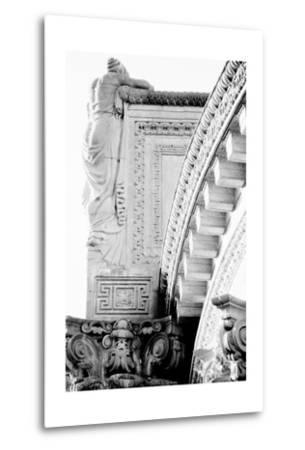 City Details IV-Jeff Pica-Metal Print