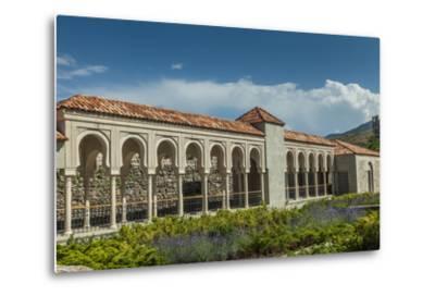 Gallery in the Rabat Fortress-Richard Nowitz-Metal Print