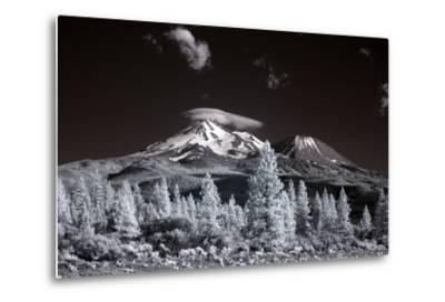 Mount Shasta-Carol Highsmith-Metal Print