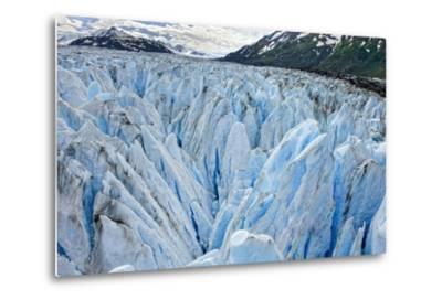 Prince William Sound Glacier-Carol Highsmith-Metal Print