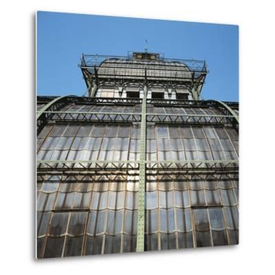 Low Angle View of a Palace, Schonbrunn Palace, Vienna, Austria--Metal Print