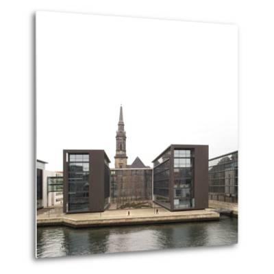 Copenhagen, Denmark--Metal Print