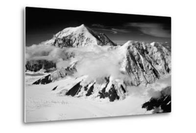 Mount Foraker, Denali National Park-Carol Highsmith-Metal Print