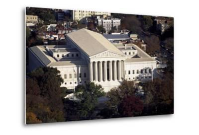 Supreme Court of the United States-Carol Highsmith-Metal Print
