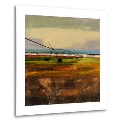 Texas Agriculture-Sisa Jasper-Metal Print