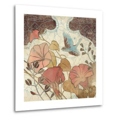 Spice and Whimsy I-Evelia Designs-Metal Print