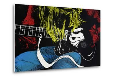 Kurt-Alex Cherry-Metal Print