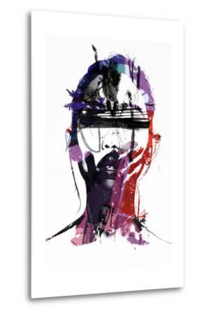 Ultraviolet-Alex Cherry-Metal Print