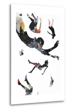 Jump-Alex Cherry-Metal Print