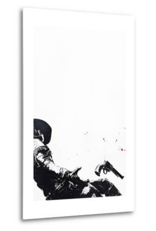 Knockin' on Heaven's Door II-Alex Cherry-Metal Print