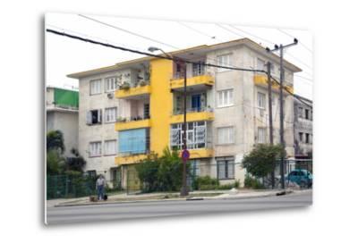 Apartment Building in the Miramar Section-Carol Highsmith-Metal Print