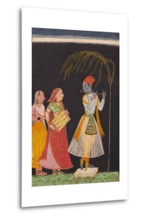 Lahula Ragaputra, Son of Dipak Raga--Metal Print