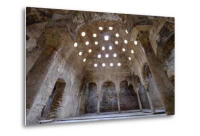 El Banuelo (Banos Arabes) (Arab Baths), Granada, Andalucia, Spain-Carlo Morucchio-Metal Print