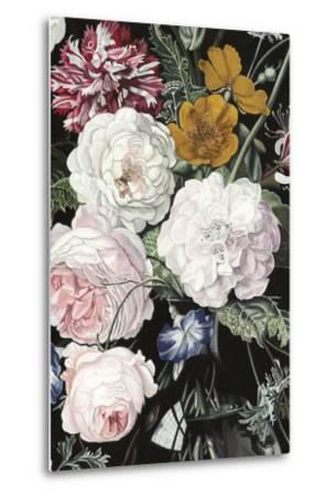 Baroque Botanica II-Naomi McCavitt-Metal Print