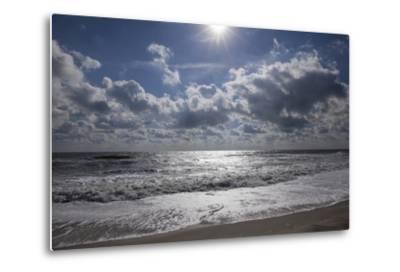 Breaking Surf at Assateague Island National Seashore-Scott Warren-Metal Print