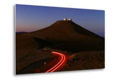 The Cerro Paranal Observatory Sits on a Peak in the Atacama Desert-Babak Tafreshi-Metal Print