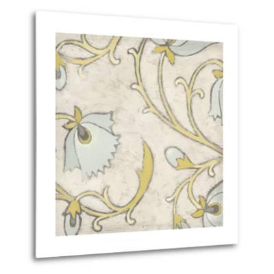 Spa Floral Fresco I-June Erica Vess-Metal Print
