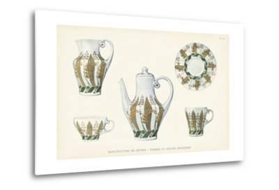 Sevres Porcelain Collection III-Vision Studio-Metal Print