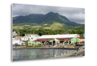 Basseterre, St. Kitts, St. Kitts and Nevis-Robert Harding-Metal Print