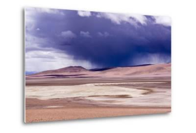 Atacama Desert, Chile-Peter Groenendijk-Metal Print